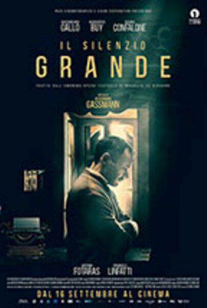 """Movie poster for """"Il Silenzio Grande"""""""