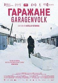 """Filmplakat für """"GARAGENVOLK"""""""