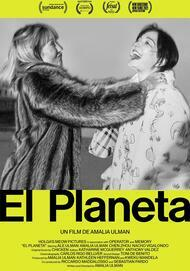 "Movie poster for ""EL PLANETA"""