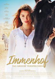 """Movie poster for """"IMMENHOF - DAS GROSSE VERSPRECHEN"""""""