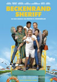 """Movie poster for """"BECKENRAND SHERIFF"""""""