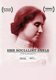 "Movie poster for ""HER SOCIALIST SMILE"""