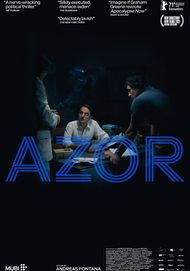 """Movie poster for """"AZOR"""""""
