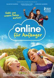 """Filmplakat für """"ONLINE FÜR ANFÄNGER"""""""