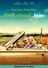 """Movie poster for """"JUNE AGAIN"""""""