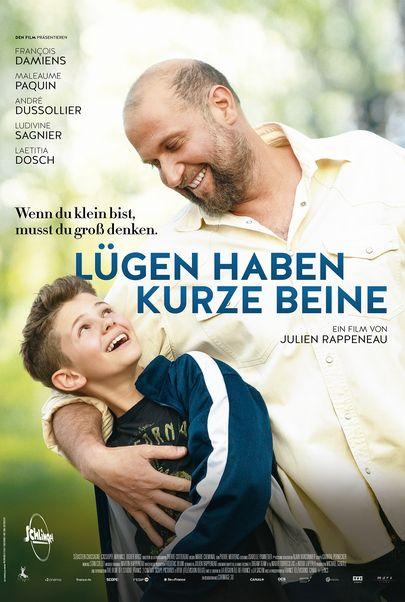 """Filmplakat für """"LÜGEN HABEN KURZE BEINE"""""""
