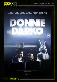 """Filmplakat für """"DONNIE DARKO"""""""