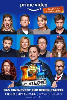 "Filmplakat für ""LOL IM KINO: LAST ONE LAUGHING 2 (LIVE)"""