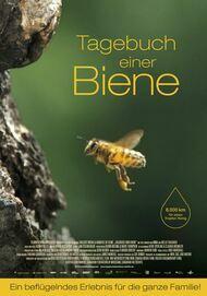 """Movie poster for """"TAGEBUCH EINER BIENE"""""""