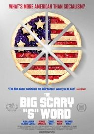 """Movie poster for """"THE BIG SCARY S WORD"""""""