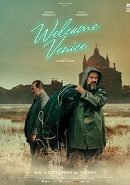 """Movie poster for """"Welcome Venice"""""""