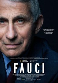 """Movie poster for """"FAUCI"""""""