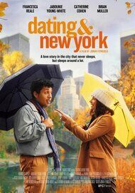 """Movie poster for """"DATING & NEW YORK"""""""