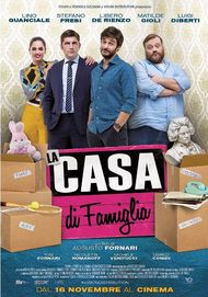 """Movie poster for """"La casa Di Famiglia"""""""