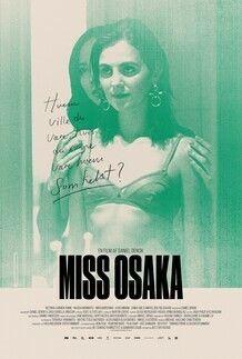 Plakat for MISS OSAKA