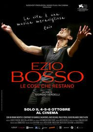 """Movie poster for """"Ezio Bosso. Le cose che restano"""""""