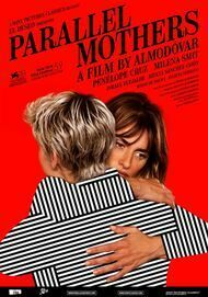 """Movie poster for """"MADRES PARALELAS"""""""