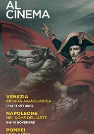 "Movie poster for ""La Grande Arte al Cinema"""