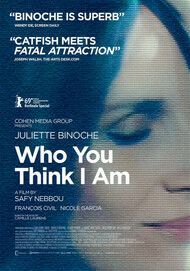 """Movie poster for """"WHO YOU THINK I AM"""""""