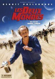 """Movie poster for """"LES DEUX MONDES"""""""