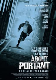 """Movie poster for """"A BOUT PORTANT"""""""