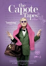 """Movie poster for """"THE CAPOTE TAPES"""""""