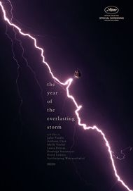 """Movie poster for """"THE YEAR OF THE EVERLASTING STORM"""""""
