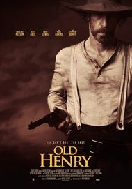 """Movie poster for """"OLD HENRY"""""""