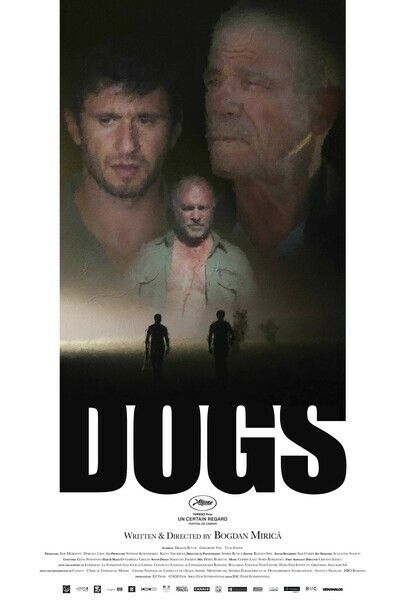 """Movie poster for """"DOGS"""""""