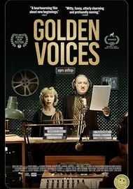 """Movie poster for """"GOLDEN VOICES"""""""