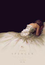 """Movie poster for """"SPENCER"""""""