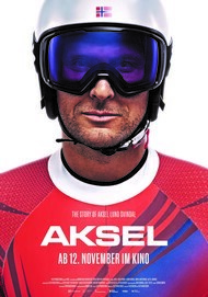 """Movie poster for """"Aksel"""""""