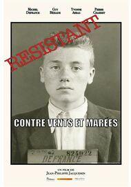 """Affiche du film """"CONTRE VENTS ET MAREES"""""""