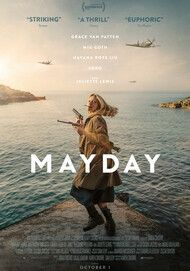 """Movie poster for """"MAYDAY"""""""