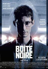 """Movie poster for """"BOITE NOIRE"""""""