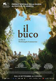 """Movie poster for """"Il Buco"""""""