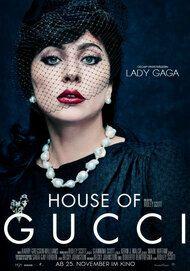 """Filmplakat für """"HOUSE OF GUCCI"""""""