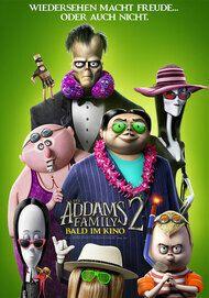 """Filmplakat für """"DIE ADDAMS FAMILY 2"""""""