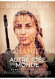 """Movie poster for """"UNE AUTRE IDEE DU MONDE"""""""