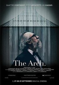 """Movie poster for """"The Arch"""""""