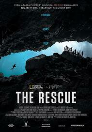 """Movie poster for """"THE RESCUE"""""""