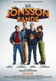 """Filmplakat für """"DIE JÖNSSON BANDE"""""""