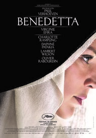"""Movie poster for """"BENEDETTA"""""""