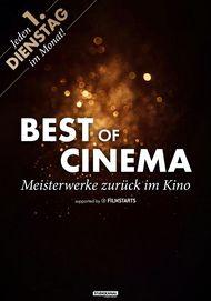 """Movie poster for """"Best of Cinema - Meisterwerke zurück im Kino"""""""