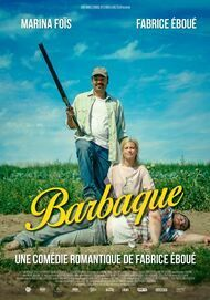 """Movie poster for """"BARBAQUE"""""""