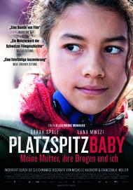 """Movie poster for """"PLATZSPITZBABY - FILMSTART IN ÖSTERREICH"""""""