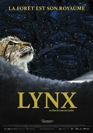 """Movie poster for """"LYNX"""""""