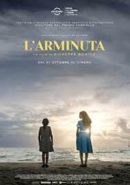 "Movie poster for ""L'Arminuta"""