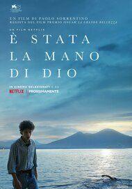 """Movie poster for """"E' Stata La Mano Di Dio"""""""