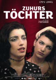 "Movie poster for ""ZUHURS TÖCHTER"""